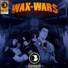 Various artists - Waxwars defected