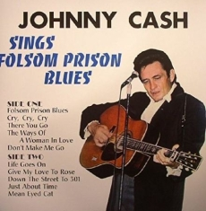 Johnny Cash - Sings Folsom prison blues