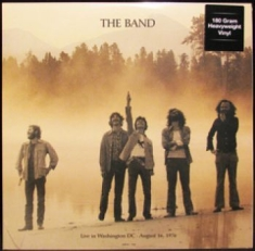 The Band - Live In Washington 1976