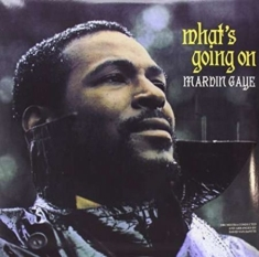 Gaye Marvin - What's Going On