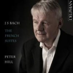 Bach, J S - The French Suites