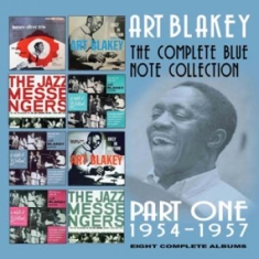 Art Blakey - Complete Blue Note Collection 1954