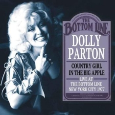 Parton Dolly - Country Girl In The Big Apple (Broa
