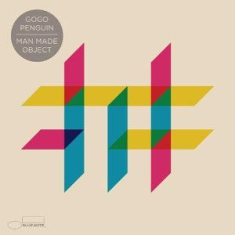 GoGo Penguin - Man Made Object (2Lp)