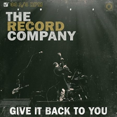 Record Company - Give It Back To You (Vinyl)