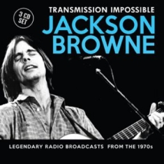 Jackson Browne - Transmission Impossible (3Cd)