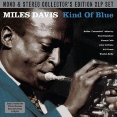 DAVIS MILES - Kind Of Blue 180G. 2Lp [import]