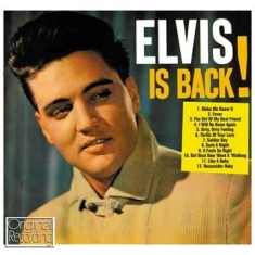 Presley Elvis - Elvis Is Back!