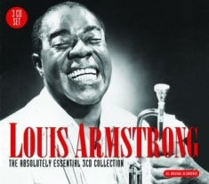 Armstrong Louis - Absolutely Essential Collection