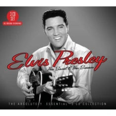 Presley Elvis - Saint & Sinner - Anthology
