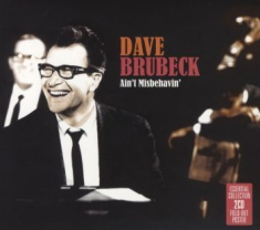Brubeck Dave - Ain't Misbehavin-Essential (2Cd)