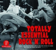 Blandade Artister - Totally Essential Rock'n'roll