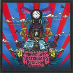 Chocolate Watchband - Revolutions Reinvented