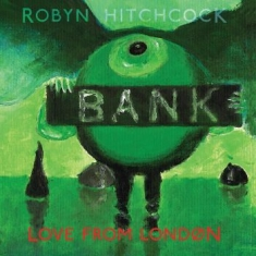 Hitchcock Robyn - Love From London