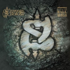 Saxon - Solid Ball Of Rock - Expanded