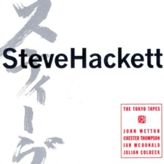 Hackett Steve - Tokyo Tapes (2Cd+Dvd) Remastered An