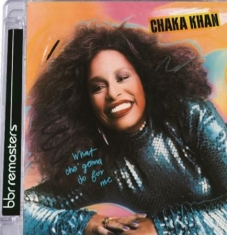 Chaka Khan - What Cha' Gonna Do.. - Expanded