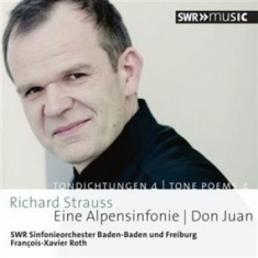 Strauss, Richard - Eine Alpensinfonie / Don Juan