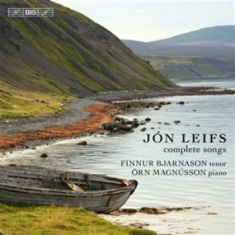 Leifs, Jón - Complete Songs