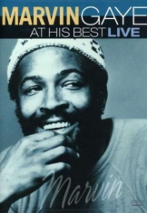 Marvin Gaye - At His Best Live