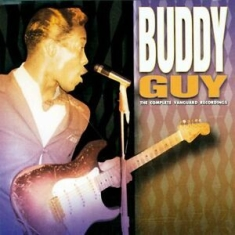 Buddy Guy - Complete Vanguard Recordings