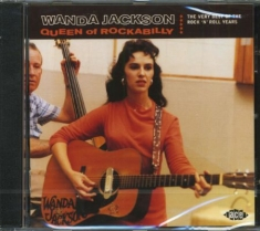Jackson Wanda - Queen Of Rockabilly