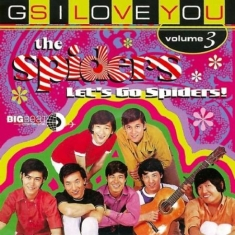 Spiders - Let's Go Spiders: Gs I Love You 3