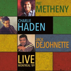 Pat Metheny - Live - Montreal '89