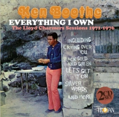 Boothe Ken - Everything I Own: The Lloyd Ch