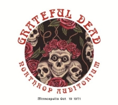 Grateful Dead - Northrop Aud. Oct.1971