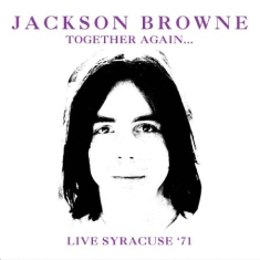Jackson Browne - Together Again