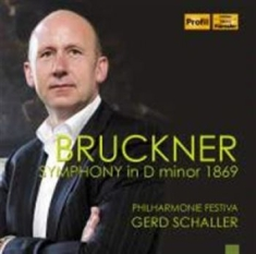 Bruckner, Anton - Symphony No. 0 In D Minor