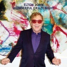Elton John - Wonderful Crazy Night (S Dlx 2Cd+Lp