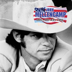 Mellencamp John - Live...4Th July 1992
