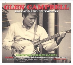 Glen Campbell - Ballads And Bluegrass