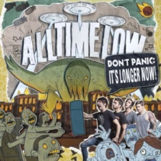 All Time Low - Don't Panic: It's Longer Now (2Lp)