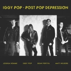 Iggy Pop - Post Pop Depression (Vinyl)
