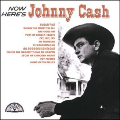 Cash Johnny - Now Here's Johnny Cash