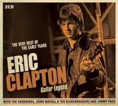 Eric Clapton - Guitar Legend: The Very Best Of The