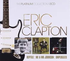 Eric Clapton - The Platinum Collection