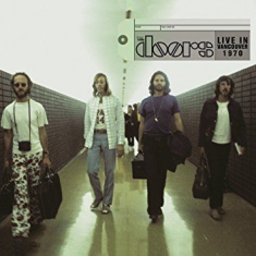 The Doors - Live In Vancouver 1970