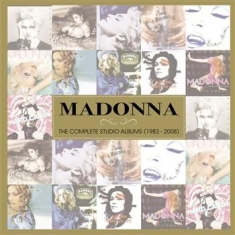 Madonna - The Complete Studio Albums
