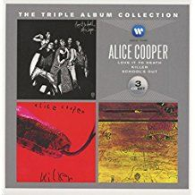 Alice Cooper - The Triple Album Collection