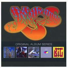 Yes - Original Album Series [5 Pack]
