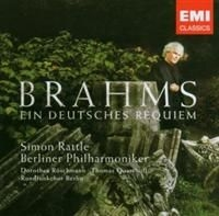 Sir Simon Rattle - Brahms: Ein Deutsches Requiem