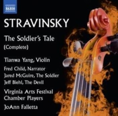 Stravinsky, Igor - The Soldier's Tale (Complete)