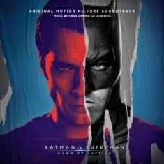Ost - Batman V Superman-Deluxe-