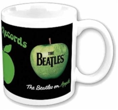 Beatles, The - Beatles On Apple Boxed Mug
