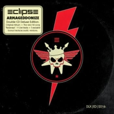Eclipse - Armageddonize (Deluxe 2Cd)