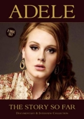 Adele - Story So Far  Dvd/Cd Documentary